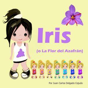 Portada de Iris (o La Flor del Azafrán)