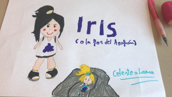 Laura - 9 años - Toledo (Cobisa)