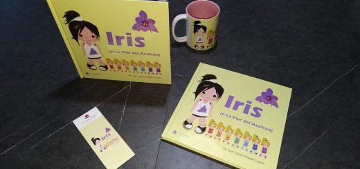 Iris (o La Flor del Azafrán) - Publicación