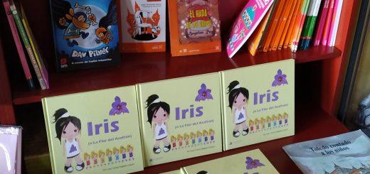 Iris o La Flor del Azafrán - Librería Astrolabio - Toledo