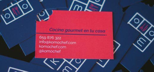 Komo, cocina gourmet en tu casa