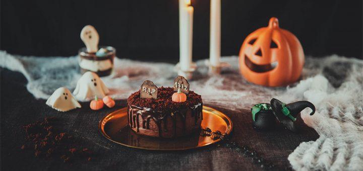 Komo Chef - El bizcocho de La Muerte - Halloween
